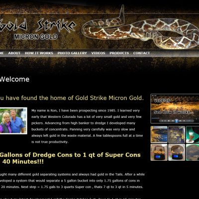Gold Strike Micron Gold